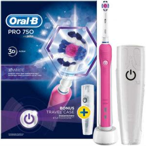 Oral-B PRO 750 pink