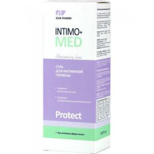 Гель для интимной гигиены Elfa Pharm Intimo+med Protect 200 мл